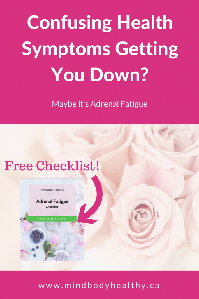 Confusing Health Symptoms | Adrenal Fatigue