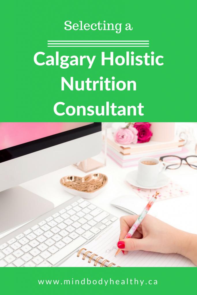 Calgary Holistic Nutrition Consultant | Adrenal Fatigue