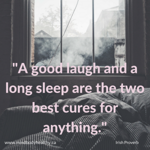 can't sleep at night | Holistic Health