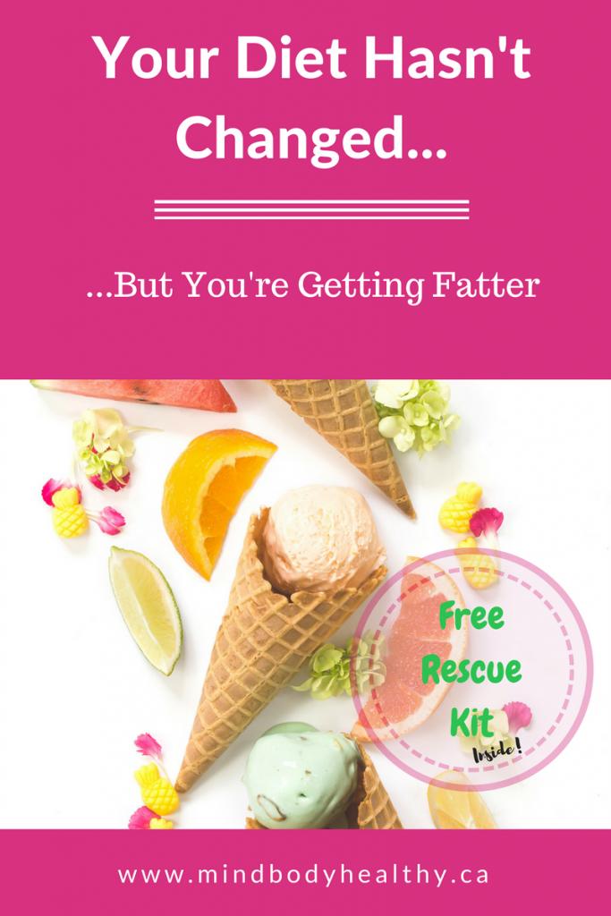 Diet Hasn't Changed | Adrenal Fatigue