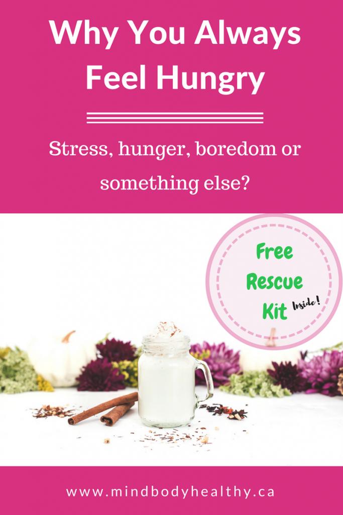 Always Feel Hungry | Chronic Stress