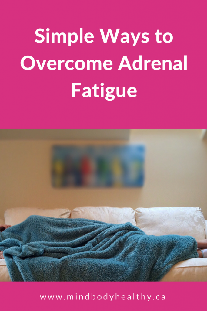 Adrenal Fatigue | Holistic Nutrition