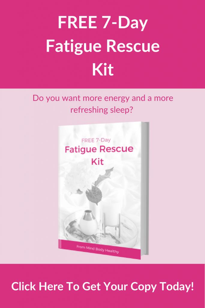 Fatigue Rescue Kit