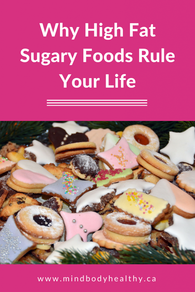 High Fat Sugary Foods | Weight Loss