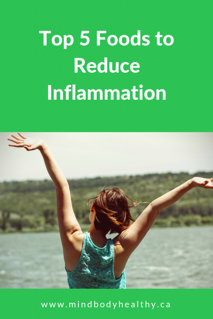 Reduce Inflammation | Holistic Nutrition
