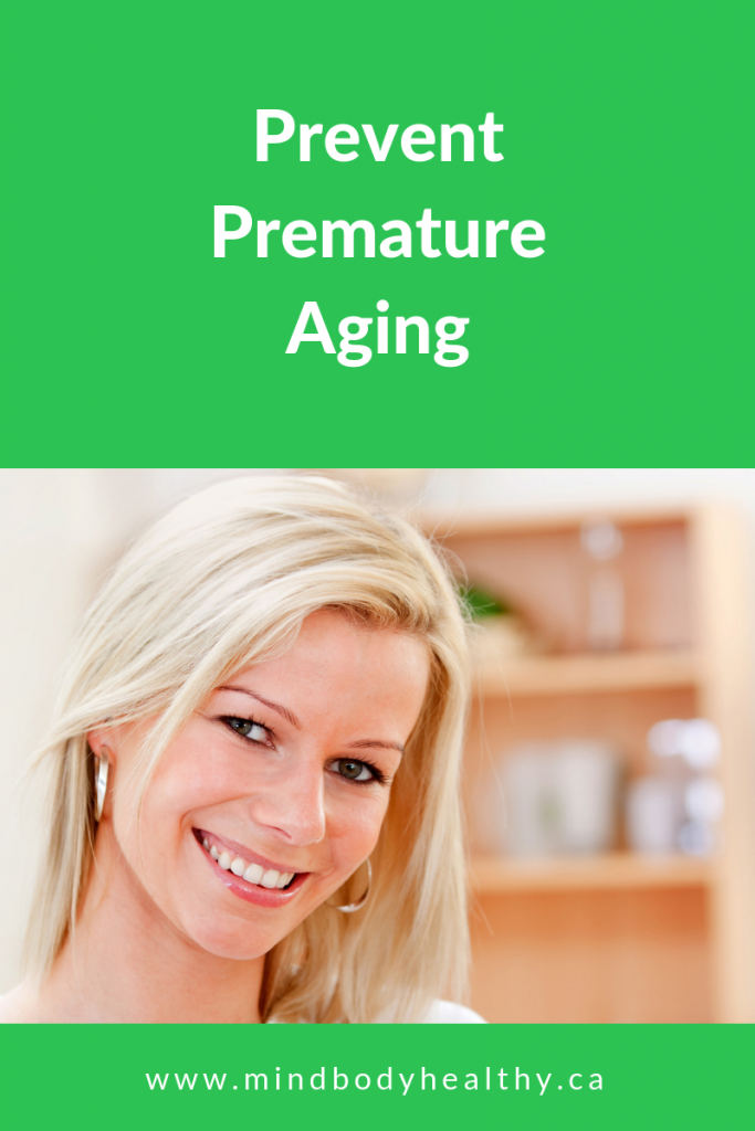 Premature Aging | Holistic Nutrition