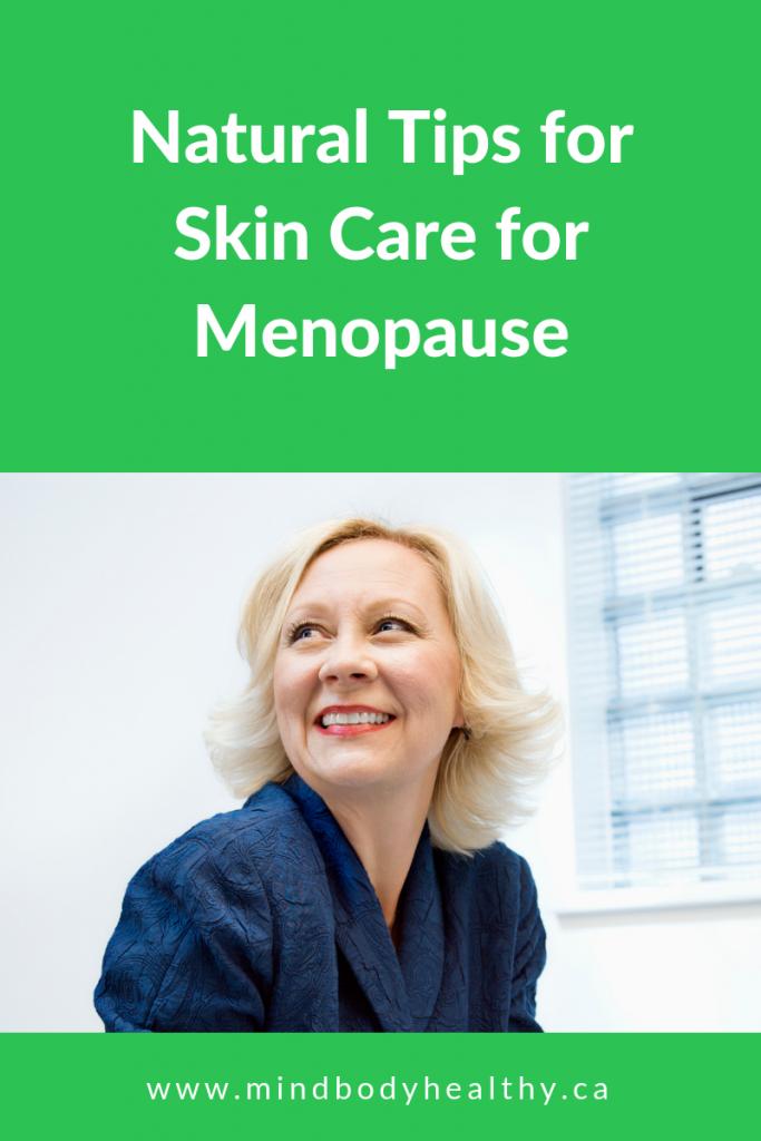 Skin for Menopause | Holistic Nutrition