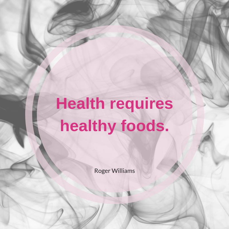 Healthy Food for Healthy Skin | Holistic Nutrition