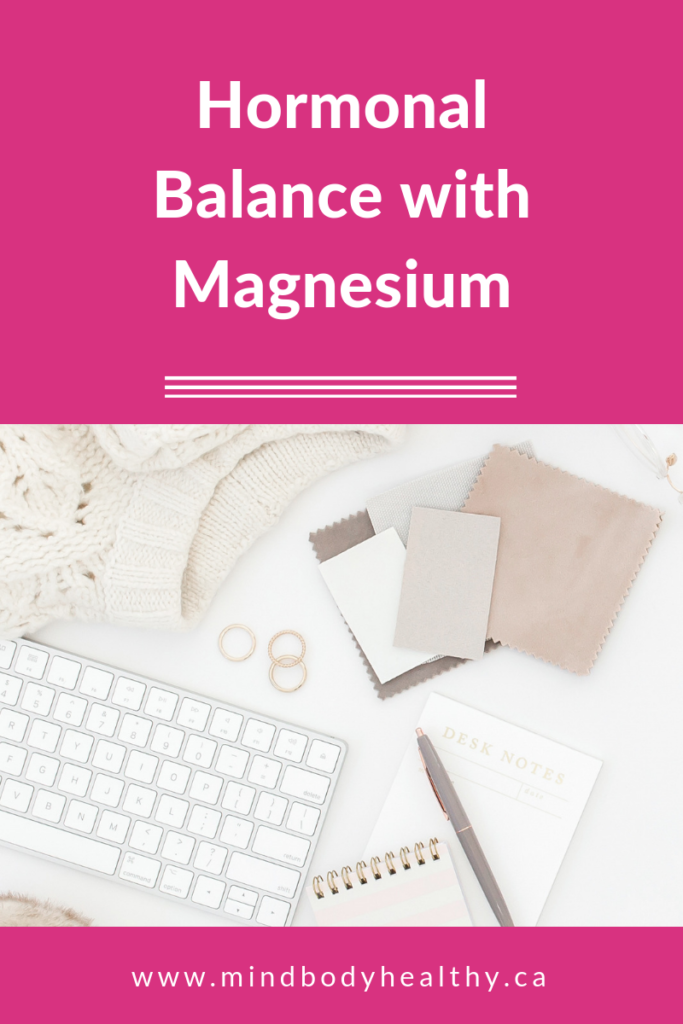 hormonal balance with magnesium