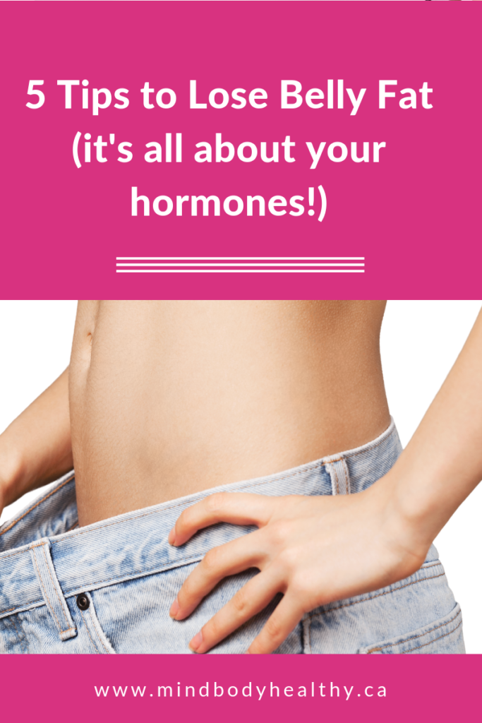 Lose Belly Fat | Hormones