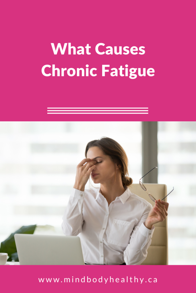 what causes chronic fatigue
